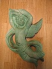 Green Plaster Cupid