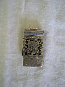 Alpaca Money Clip
