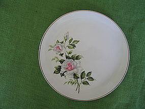 Crooksville Delmar Marie Plate