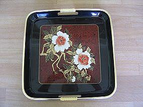 Vintage Lacquerware Tray