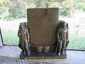Miller Studio Soldier Bookend