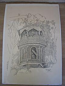 Ron Dawkins Print