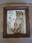 Lion Cub Print
