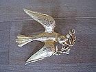 Peace Dove Pin