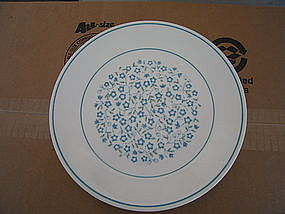 Corelle Blue Heather Plate