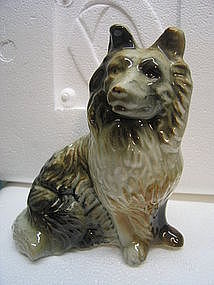 Collie Figurine