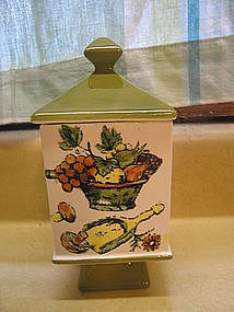 Tuscany Canister