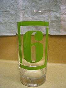 Libbey Number Glass