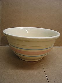 McCoy Pink Blue  Bowl