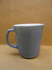 Slate Blue Pyrex Mug