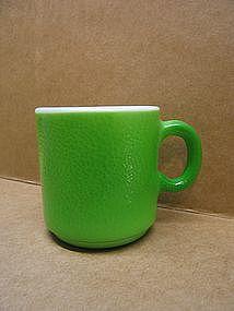 Vintage Lime Green Mug