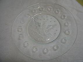 Bicentennial Plate