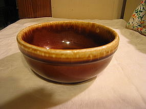 Kathy Kale Brown Drip Bowl