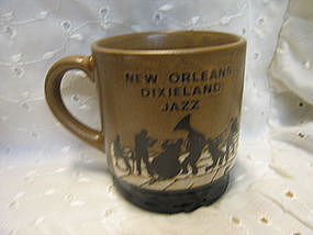 New Orleans Dixieland Jazz Mug