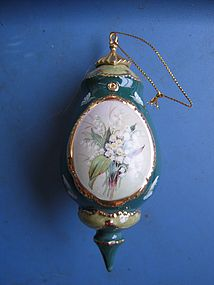 Lilies of the Valley Christmas Ornament