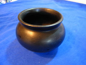 Pottery Cauldron