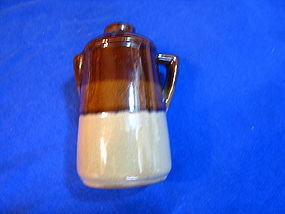 Coffee Pot Salt Shaker