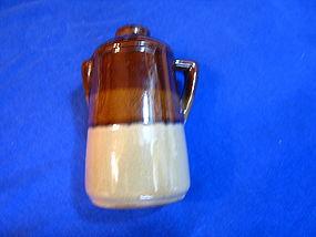 Coffee Pot Salt Shaker
