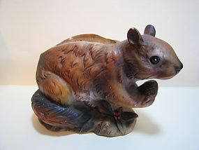 Squirrel Planter