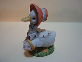 Lefton Goose Figurine