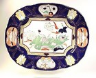 Mason�s Ashworth Ironstone Imari Style Platter