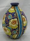 Boch Freres Vase