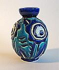 Rare Keramis Vase