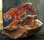Large wonderful Royal Dulton Tiger figure