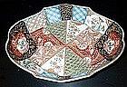 Lovely Japanese Imari color plate 5