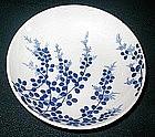 Beautiful Japanese Nabeshima plate