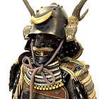 Vintage Japanese Yoroi Kabuto Armour Set