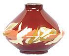 Vintage Japanese Cloisonne Ando Shippo Vase