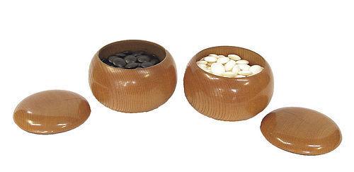 Japanese Go Game Go Ishi Stone A Set