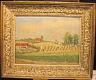 Harvest landscape: Lucien Neuquelman