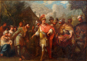 Alexander the Great & Soldiers: 17th - 18th C Italian