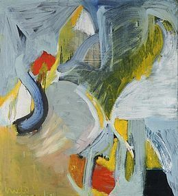 Abstract Painting: John Grillo