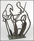 Abstract Bronze: Marie Zoe Greene-Mercier