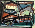 Abstract Composition: Carolyn Syrluga Howlett