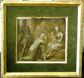 Adoration of the Magi: Dominico Ghirlandaio
