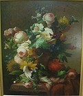 Floral Still Life: Isabelle Gabriel