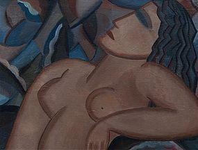 Portrait of a Woman: Suzanne-Marguerite Bertillon