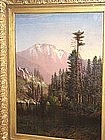 Northern California Mountains Edwin Deakin