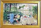 Patio Garden: Joseph Pauwels