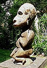 Sepik River Indonesian Earth Mother Effigy