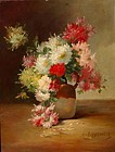 Floral Still Life : A. Coppenole
