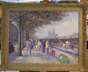 Book Sellers : Paris Seine River: Willem Heytmann