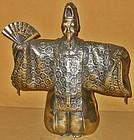 Antique Japanese C.1930  Noh Figure