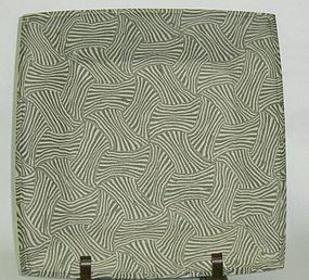 Contemporary Mimura Kazuhiro Japanese Nerikomi Platter