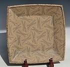 Large Nerikomi Platter by Mimura Kazuhiro