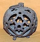 Japanese Antique Iron Garden Lantern c.1900